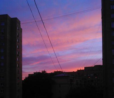 凄い夕焼け01