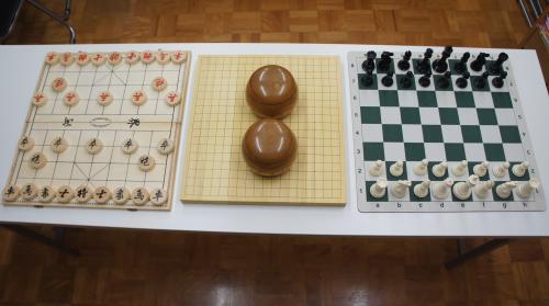 囲碁・チェス・シャンチー