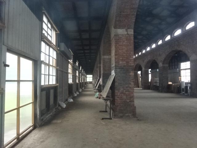 旧鉄道第一聯隊材料廠3