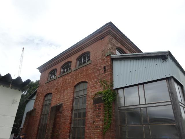 旧鉄道第一聯隊材料廠4