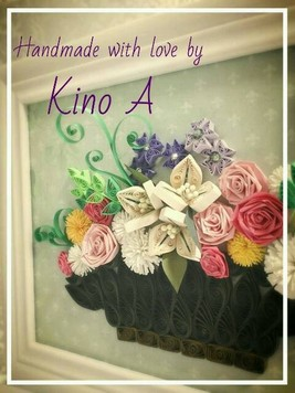 handmade with love by kinoa