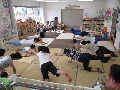 親子体操03