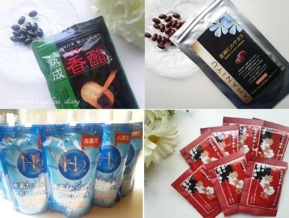 血液サラサラ商品