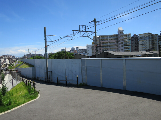 2015年7月赤川鉄橋16