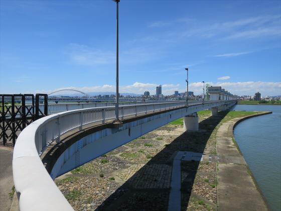 2015年夏赤川河川敷近辺03