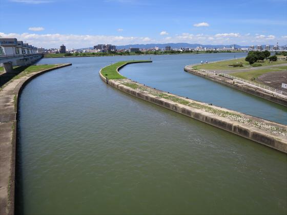 2015年夏赤川河川敷近辺05