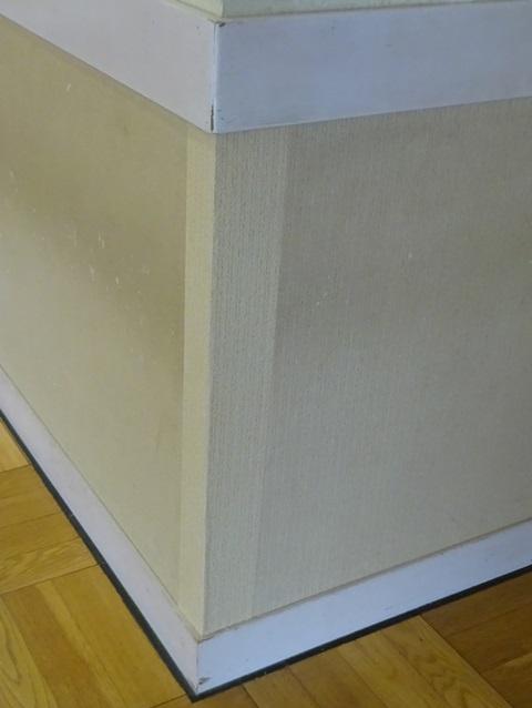 壁紙の部分張り替え1階