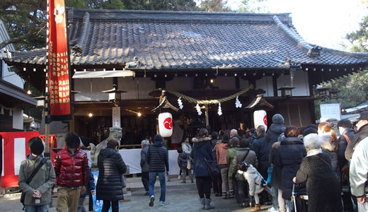 厄神祭@六甲八幡神社-2