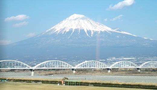 富士山二題-1
