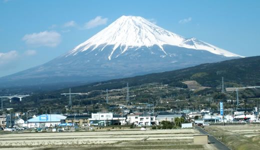 富士山二題-2