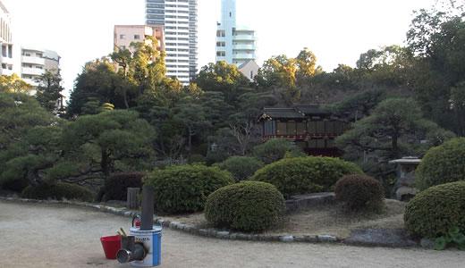 冬の夕べ庭園観賞会@相楽園(2)-2