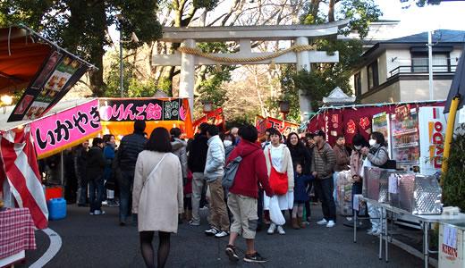 厄神祭@六甲八幡神社-1