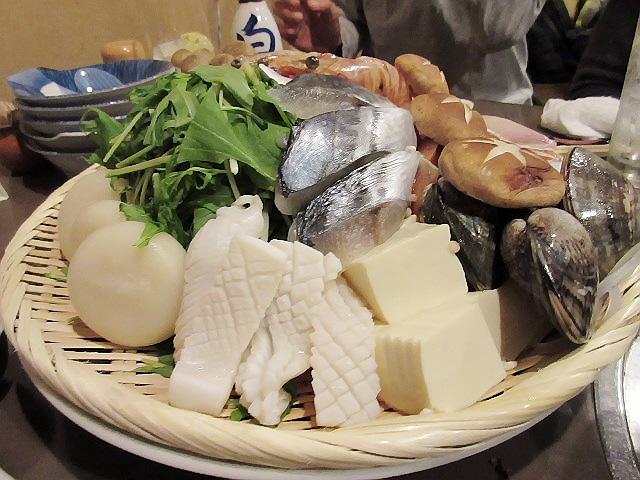 11月23日マラソン打ち上げ&メリパナイトラン忘年会は三宮の超銘店『魚菜・あぶり料理 酒仙三昧 かねも』