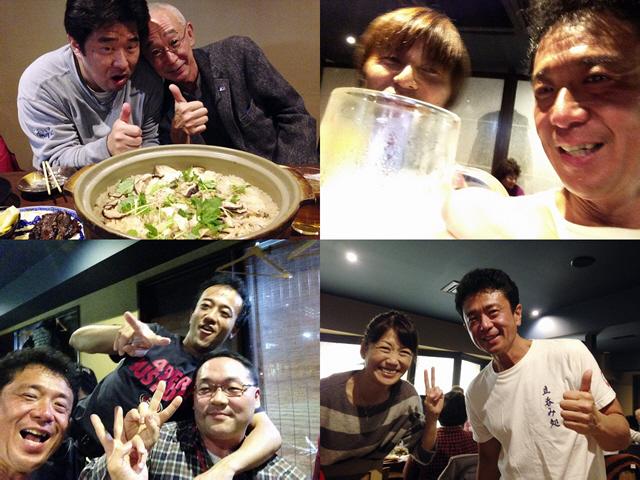 11月29日(土)コナミ新長田忘年会。恒例の居酒屋『大』でした(^○^)