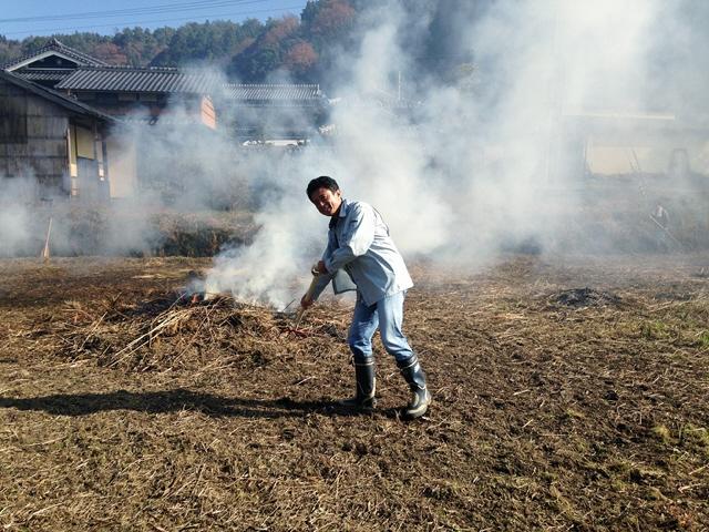 2014年後半の農作業(秋からの棚田保全@北摂)報告♪