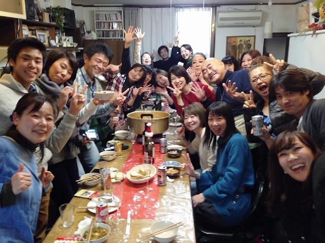 2014年末ピーボさん邸パーティ♪めっちゃ美味しくてJAZZY~(^^♪