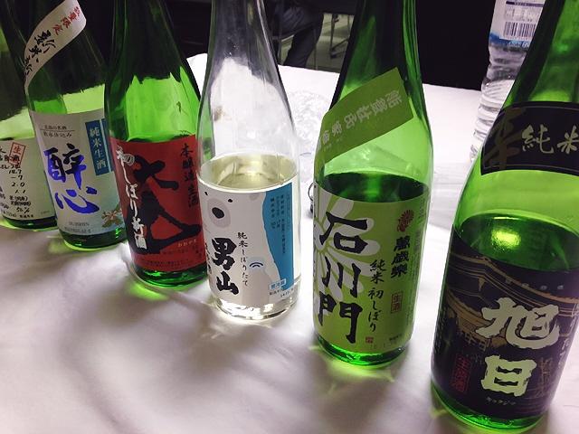 日本酒試飲会のあと石原商店。コスパ最高ですね(^^♪