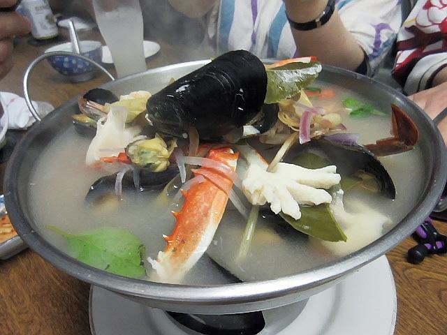 前から行ってみたかった本格タイ料理のタイ屋台@東梅田。念願かないました~(^^♪
