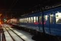 475系夜景富山駅