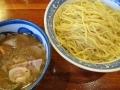 青葉の特製つけ麺大盛141230