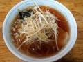 一麺のネギラーメン150225