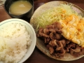 大阪トンテキのとんたま定食W150227