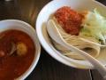 カッパ64の味玉つけ麺150720