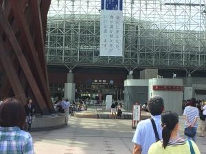 金沢駅 西口