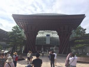 金沢駅 正面