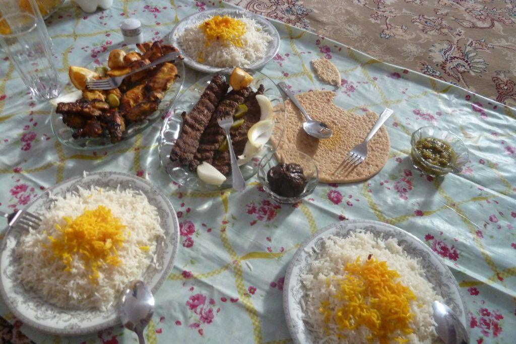 ペルシア料理