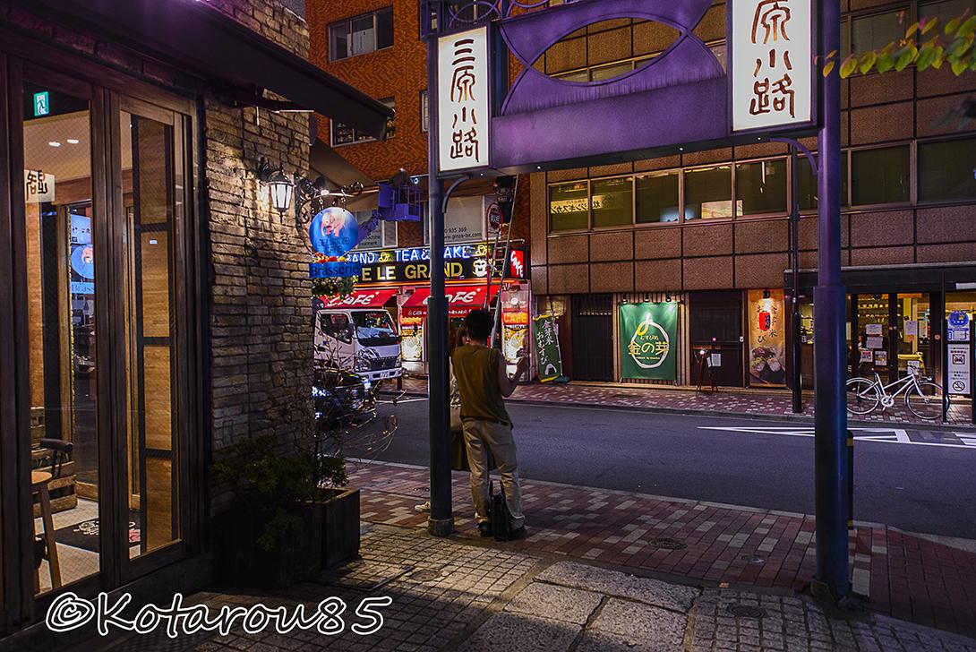 恋人たちの語らい 20150819