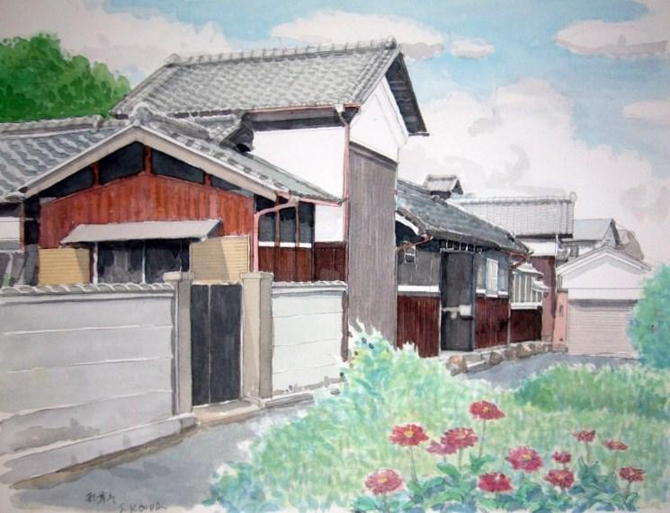 釈尊寺の農家 (750x581)