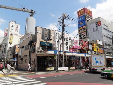 大井町駅周辺10
