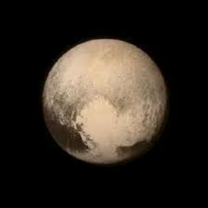 冥王星のハート