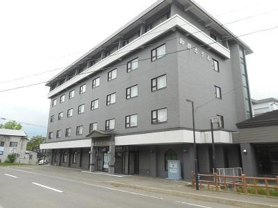 閉鎖の旧御園ホテル