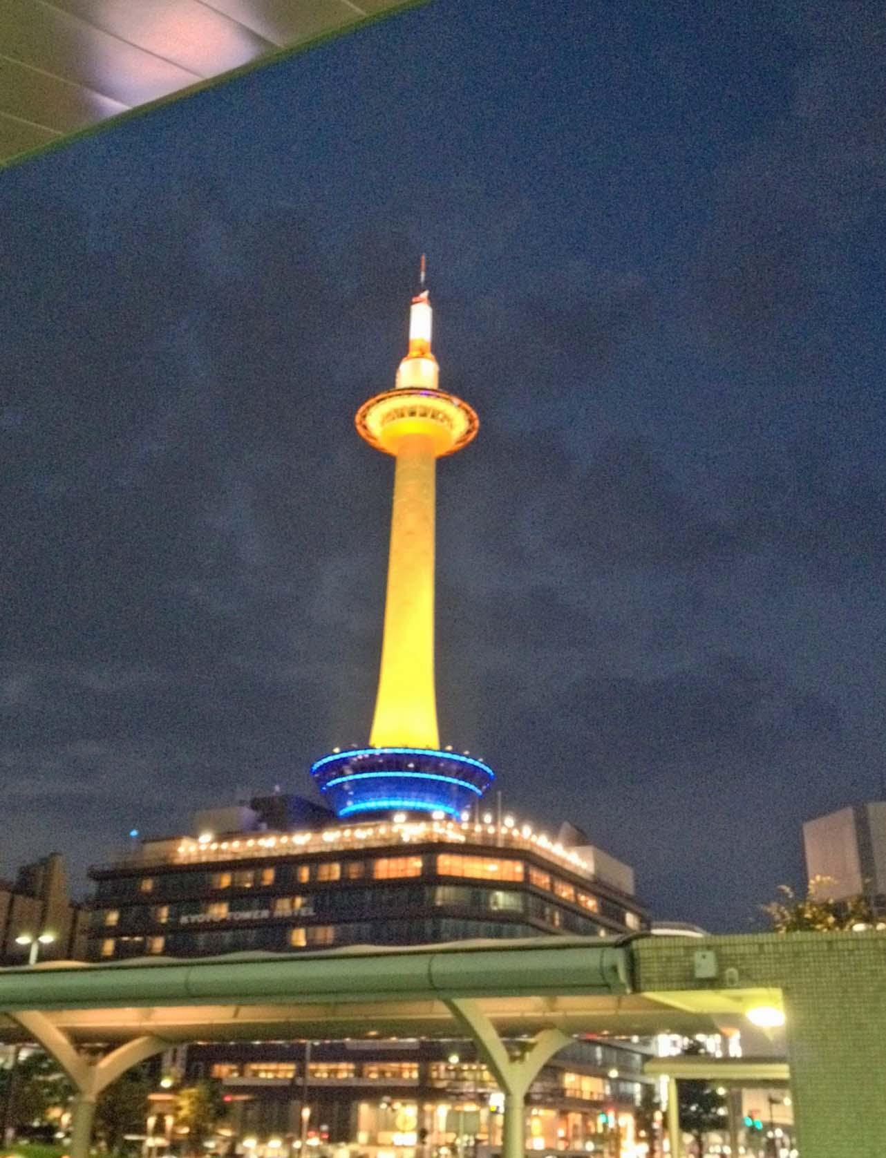 ウル虎の京都タワー