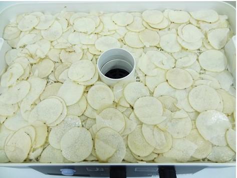 食品乾燥機 山芋