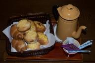 コテージ・コッペさんの朝食