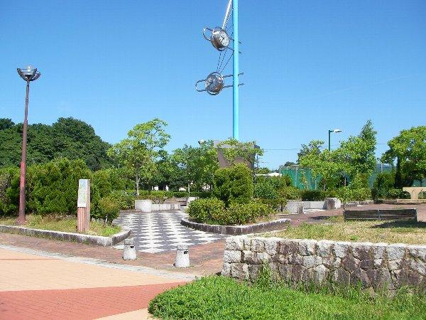 201507260935前島みなと公園現在地