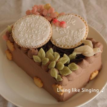 バースデーケーキ④