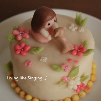 バースデーケーキ⑤