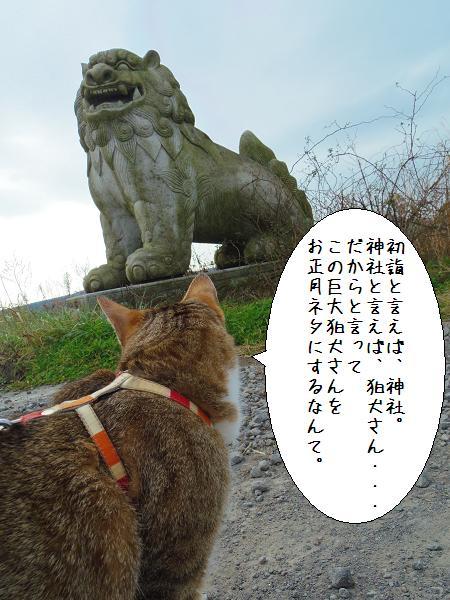 狛犬さん4