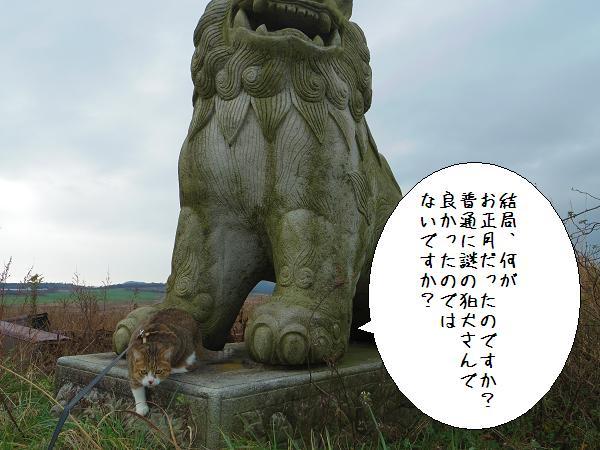 狛犬さん9
