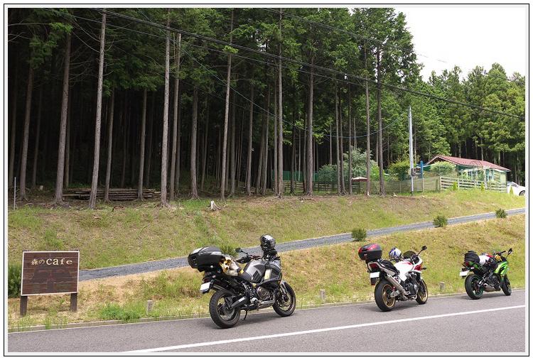 2015年8月18日 森のカフェ (9)