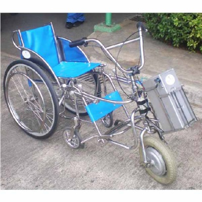 Motorized Wheel Bike
