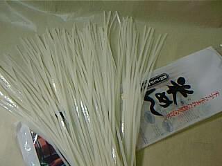 新潟こしひかりで作った米麺