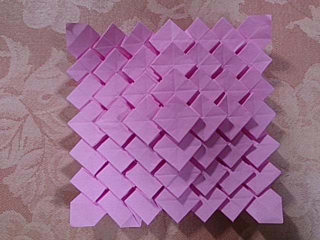 すべての折り紙 折り紙川崎ローズ折り方 : ... の折り紙まとめ - NAVER まとめ
