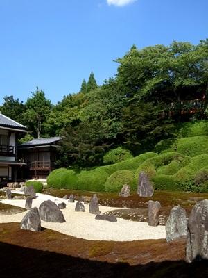 東福寺光明院波心の庭1508