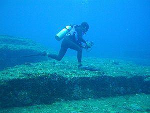 沖縄海底遺跡1