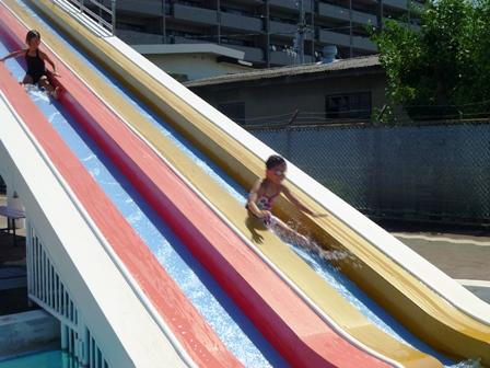 市営プール